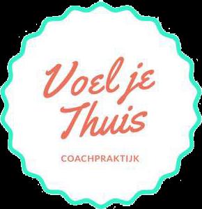 Logo Coachpraktijk Voel je Thuis